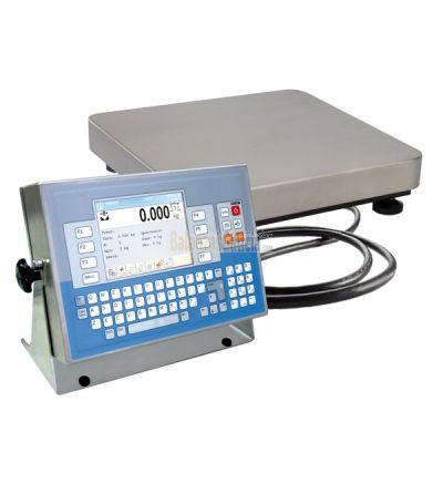Báscula Industrial Táctil Serie BG-TOUCH-Control10