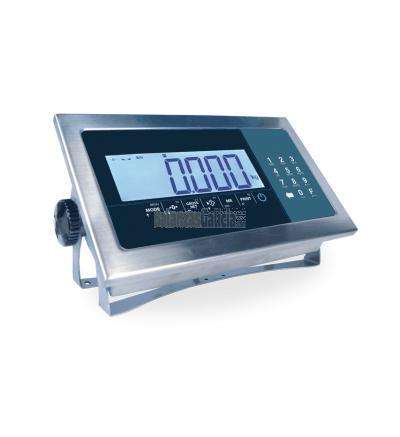 Indicador de pesaje multifunción en acero inoxidable - Serie BG-1400