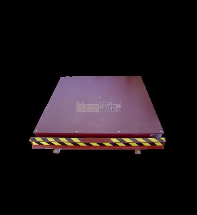 Plataforma de pesaje BG-XEON - Premium  CON BARRAS DE PROTECCION