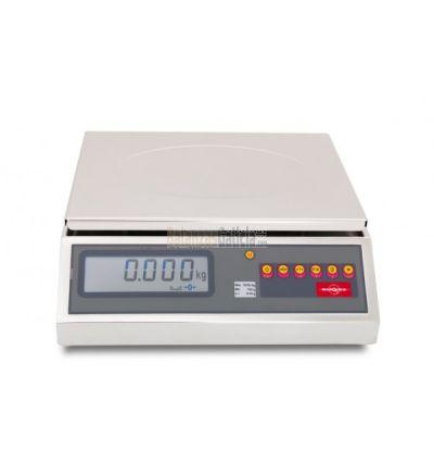 Balanza B0 Inox Multi-funciones Pesaje Industrial