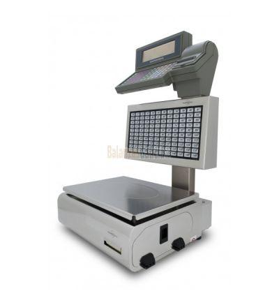 Serie BM3 – Modelo Jumbo. Balanza con Impresora y/o Etiquetadora c/ 150 PLU's Directos