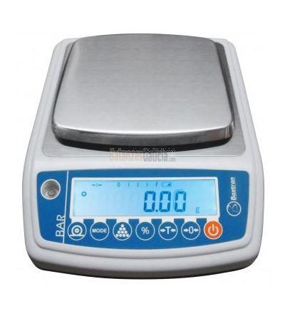BG-BAR de 150 a 600g - Balanza de precisión