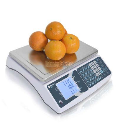 Balanza Comercial Peso Precio Importe - Serie BG-BAKER