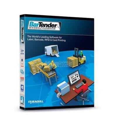 Software de impresión de etiquetas BarTender Enterprise Automation