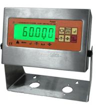 Visor Indicador BG-950-INOX  IP65 - Peso y cuenta piezas