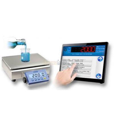 Sistema de pesaje y control de llenado - BG-AX-FILLER