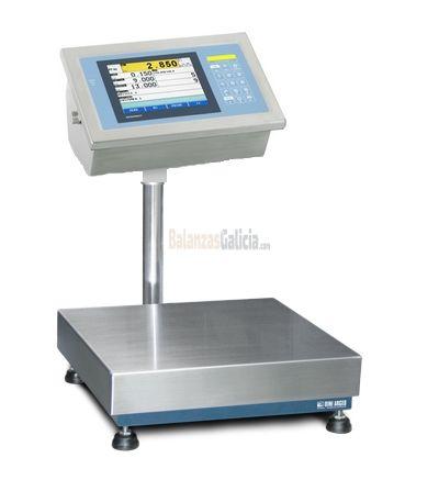 Sistema integrado de control de peso y etiquetado (opcional ) BG-AX-CHECK