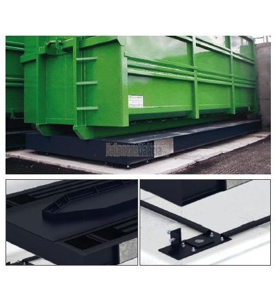 BalanzasGalicia.com ofrece sus sistemas de pesaje de contenedores BG-CONTAINER-20 y BG-CONTAINER-40 que cumplen con la regulación SOLAS de la Organización Marítima Internacional. Estos sistemas de pesaje de contenedores están diseñados para su uso con con