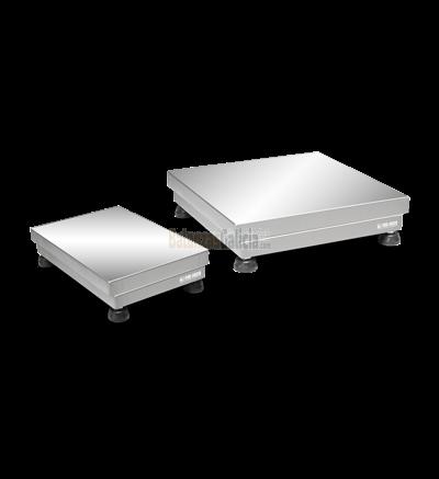 Plataforma pesaje totalmente en acero inoxidable IP67 BG-XTREMER