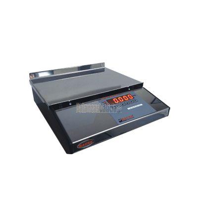 Balanza Comercial - Serie BG-FISHER - Solo peso de acero INOX