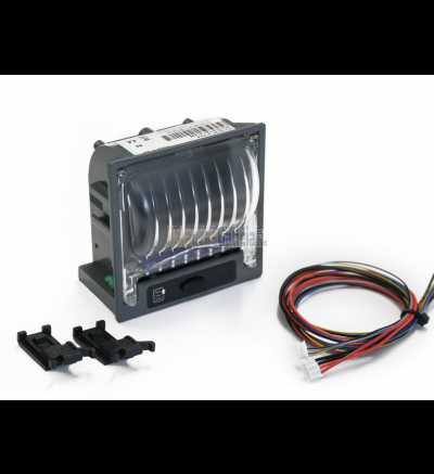 Impresora térmica de recibos para integrar. Equipada de cable de conexión, alimentación 5 V - BG-0953