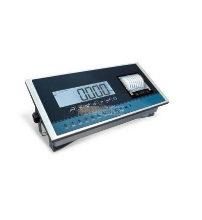 Indicador numérico GI410 PRINT en acero inox IP54