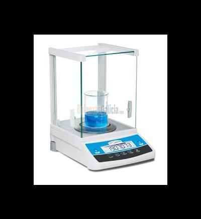 Balanza Industrial para Formulación y Control Estadístico - HZ Form - 220 g / 0,1 mg