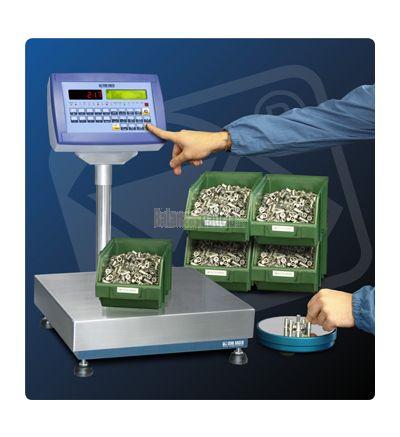 Sistema de pesaje y cuentapiezas modular  BG-AX-COUNT
