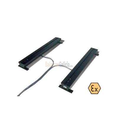 BG-TRANSFER-DUO - Plataformas de pesaje para montaje en estructuras