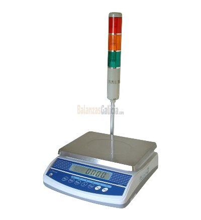 Balanza para control de pesadas - Serie BG-BW