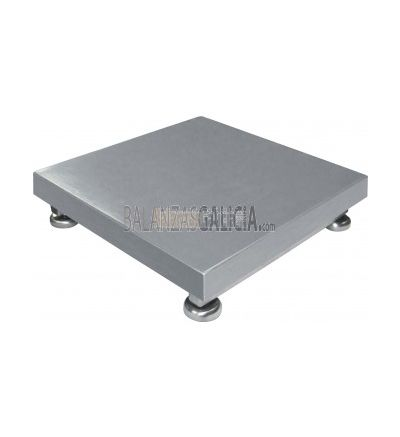 Plataforma de Pesaje BG-FIRE de alta resistencia temperaturas - IP68