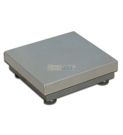 Plataforma monocélula - Serie BG-INOX1 - IP65