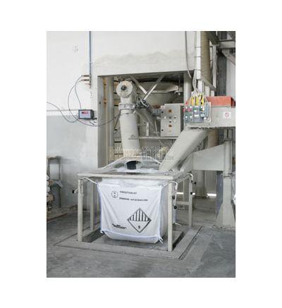 Kit BG-SILO1 compuesto de células y visor para pesaje de BIG-BAGS / sacas / tolvas / depósitos con control de llenado ( opcional)