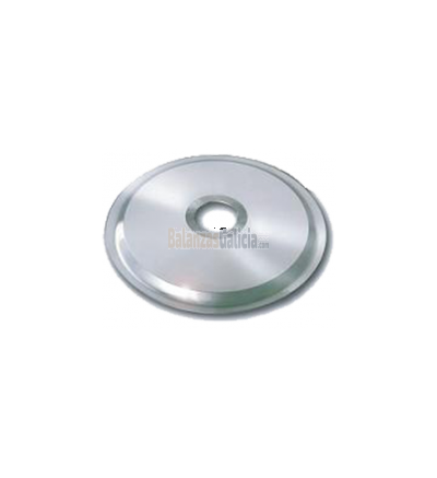 Cuchilla Circular 350mm - Diámetro Interno 57 - 4 Agujeros -Cubierta 280mm C45