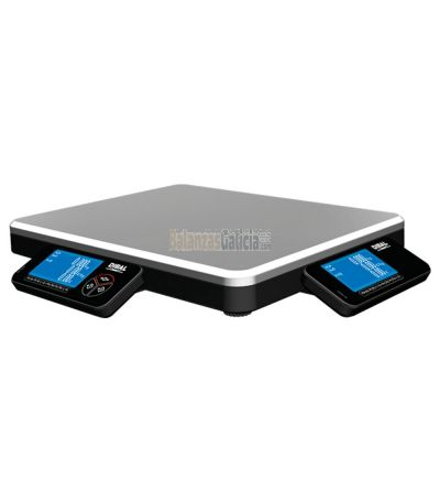 Balanza de mostrador D-Pos 400 15Kg / 5g - Display vendedor