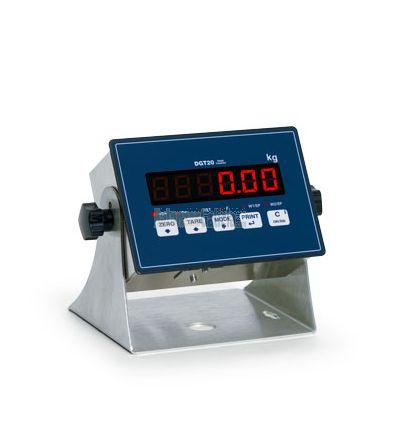 TRANSMISOR/VISOR de peso digital de mesa DGT20