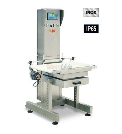Sistema de pesaje automático y control de peso - Serie DLW