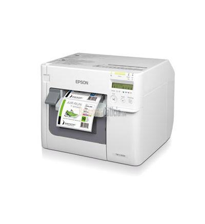 Epson TM-C3500 - Impresora de Etiquetas a Color