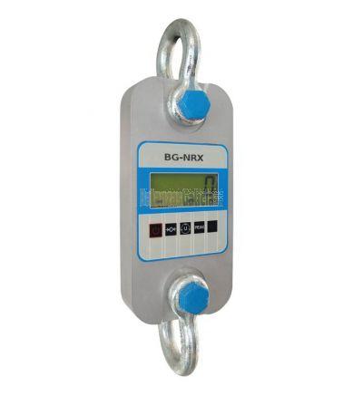 Gancho dinamómetro BG-NRX hasta 10 Toneladas