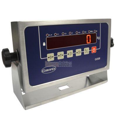 Indicador GI308 - protección IP54.