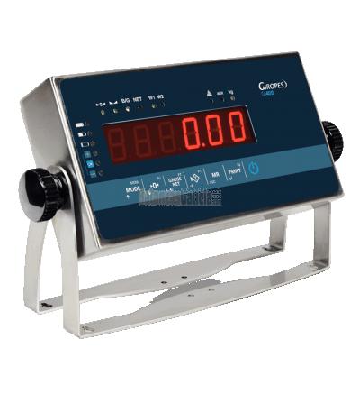 Indicador de peso GI400I INOX
