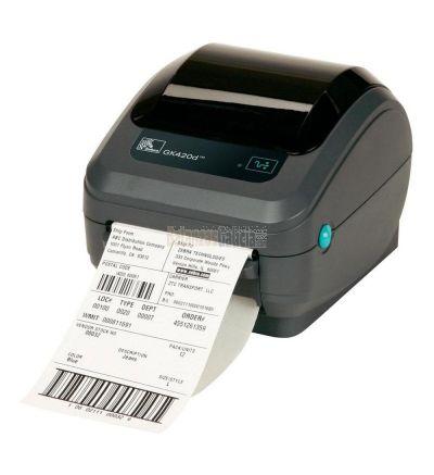 Zebra GK420D - Impresora de etiquetas térmica directa