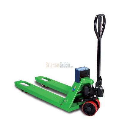 Transpaleta Pesadora Serie BG-GREEN POWER ECO
