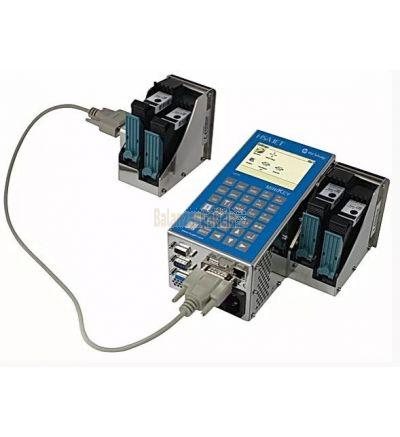 Codificador HSAJET MICRON de lotes, fechas, textos, códigos de barras, imágenes