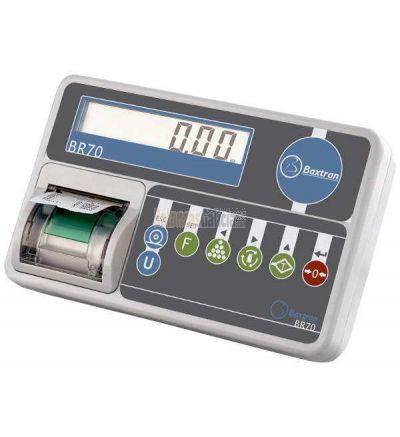Indicador peso tara con función cuenta piezas e impresora. BR70
