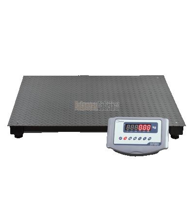 Báscula para palets hasta 3.000 Kg - Serie BG-Inverter con visor
