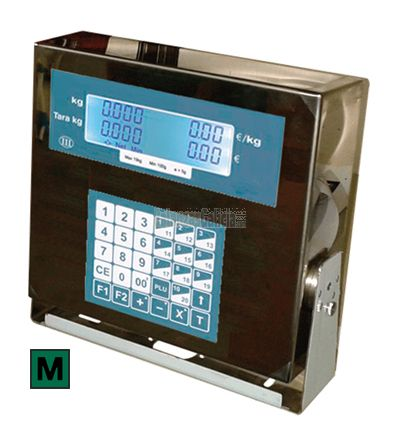 K-DS Visor-Indicador peso y cuentapiezas