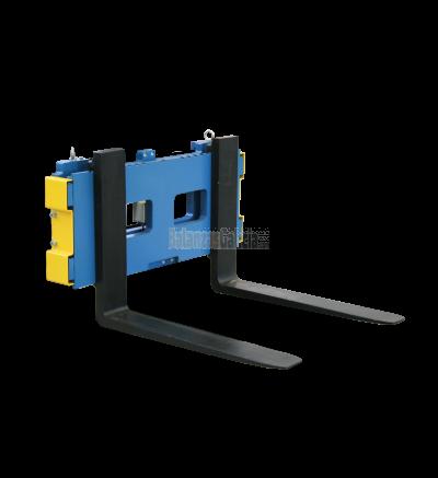 Báscula integrada para Carretillas Elevadoras con plancha porta horquillas - Serie LTW