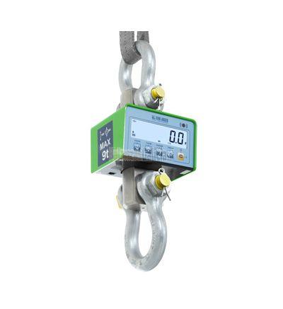 Gancho dinamometro pesador BG-MAGNUM - con COMUNICACIONES RF