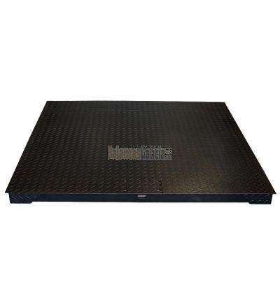 Bascula de Suelo Plataforma hasta 3.000 Kg - Serie BG-COURIER-PLUS