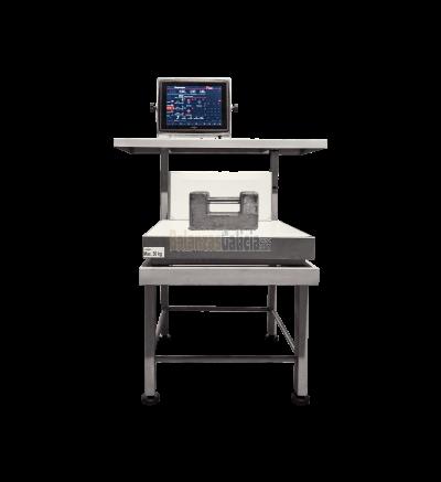 Plataforma Táctil Completa para Pesaje y  Etiquetado - Serie BG-7700 Acero Inoxidable