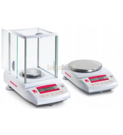 Balanza de Precisión para Farmacia - Serie Pioneer