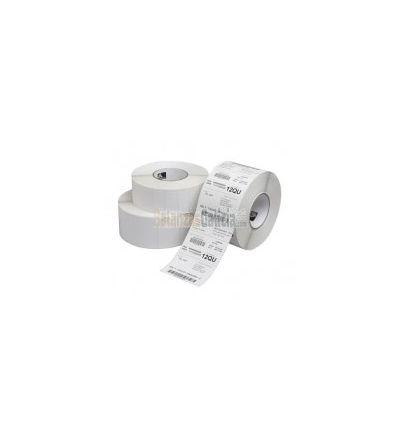 Rollos de Etiquetas Adhesivas de Papel para Impresoras de Sobremesa Térmicas Directas ZEBRA