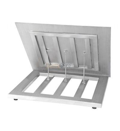 Plataforma de pesaje apertura hidráulica - Serie VMax