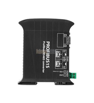 Interfaz PROFIBUS - Convertidor compacto RS485 / Profibus, para carril DIN