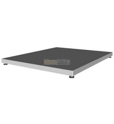 Báscula de suelo plataforma - Serie BG-ONS de Acero INOX