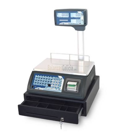 Balanza Registradora RTI con factura simplificada