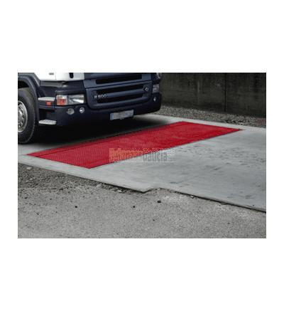 Bascula Pesacamiones Serie BG-RWSCP - Plataforma para pesaje dinámico de ejes de un vehiculo