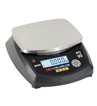 Balanza de Precisión - Serie S3R