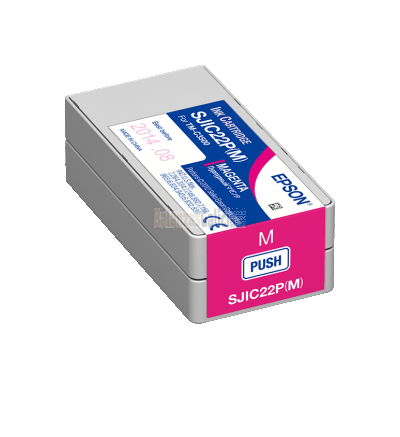 Cartuchos de tinta para EPSON TM-C3500